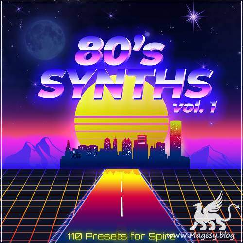 80s Synths Vol.1 For SPiRE-DiSCOVER