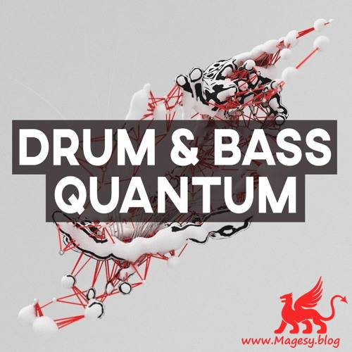 Quantum Drum And Bass WAV-DiSCOVER