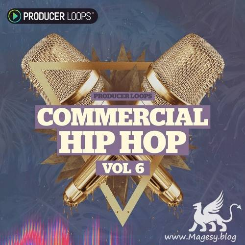 Commercial Hip Hop Vol.6 MULTiFORMAT