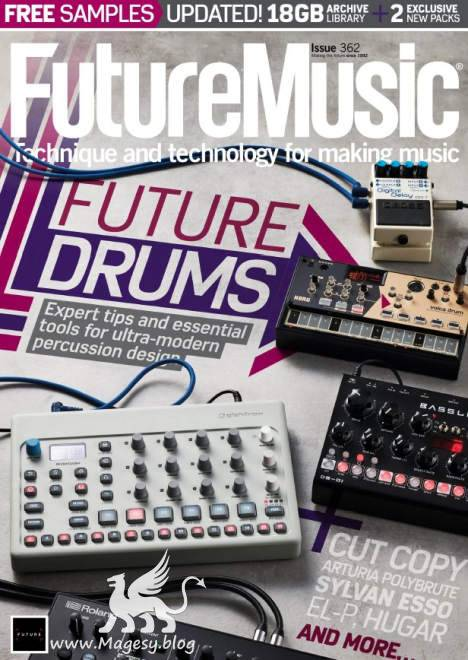 Future Music - Issue 362 2020 PDF DVD CONTENT