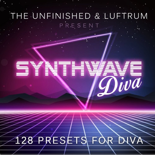 Synthwave For U-he DiVA