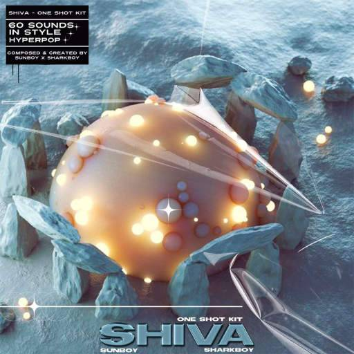 Shiva One Shot Kit WAV MiDi