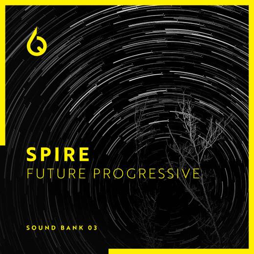 Spire Pogressive House Vol.3-FANTASTiC