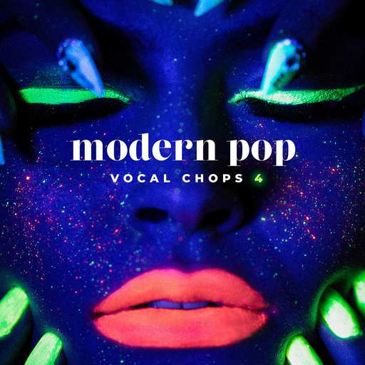 Modern Pop Vocal Chops 4 WAV